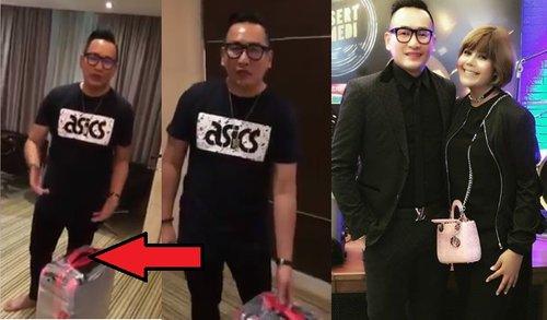 Tony Fernandes Respond Balas Aduan Ac Mizal Apa Tony Fernandes Ini Tegur Ac Mizal Memang Patut Didengar