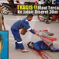 Tragis Bakal Pengantin Maut Tercampak Ke Jalan Diseret 30m