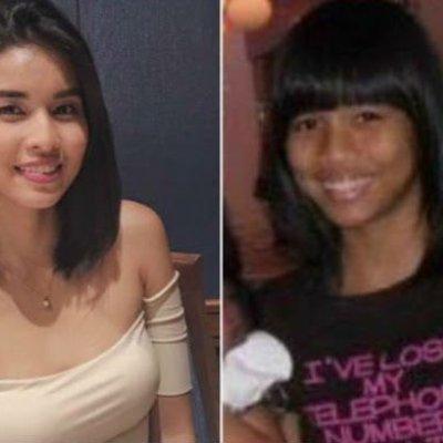 Transformasi Gadis Ini Bikin Yang Ramai Gigit Jari