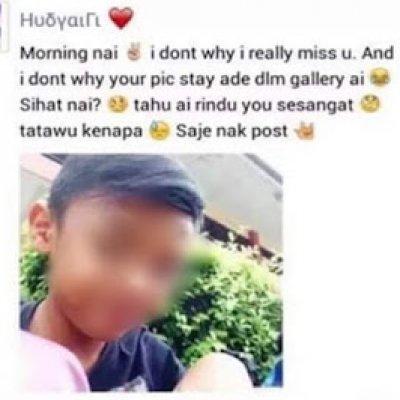 Trend Menunjuk Di Media Sosial Ada Tu Menunjukkan Kebodohan Diri Sendiri