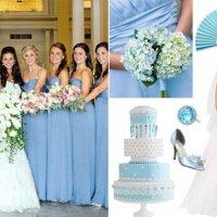 Trend Warna Tema Perkahwinan Tahun 2017