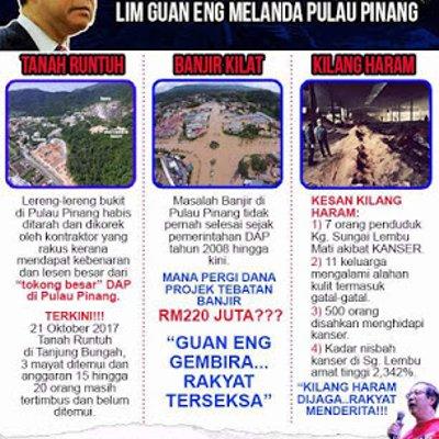 Trgaedi Tanjung Bungah Dap Dibuktikan Degil
