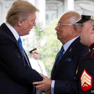 Trump To Visit Southeast Asia But Not Malaysia