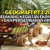 Tugasan Geografi Pt3 2015 Latar Belakang Kegiatan Ekonomi Dan Persembahan Grafik