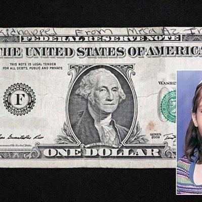 Tulisan Misteri Di Wang Dolar Boleh Jadi Petunjuk Baru Kehilangan Gadis Ini Selama 19 Tahun