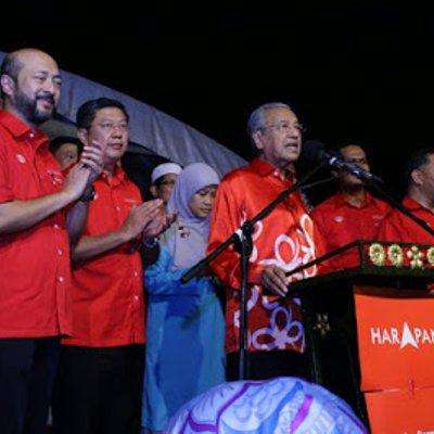 Tun M Umum Senarai Pimpinan Pakatan Harapan Kedah