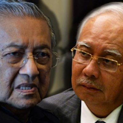 Tun Mahathir 1mdb Najib Bakal Berhadapan Pelbagai Tuduhan