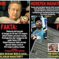 Tun Mahathir Teruk Dah Ni