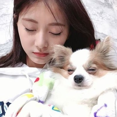 Tzuyu Reveals Selfies With Her Pet Dog Gucci