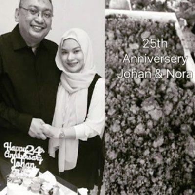 Ulangtahun Perkahwinan Yang Ke 25 Nora Ariffin Curah Isi Hati Buat Ramai Mengalirkan Airmata