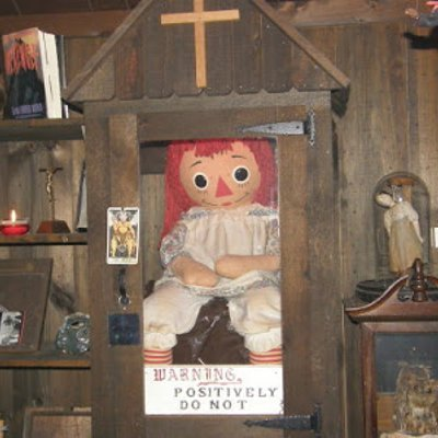 Ulasan Filem Anak Patung Setan Annabelle Creation