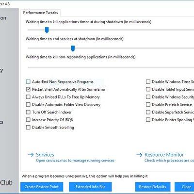 Ultimate Windows Tweaker 4 Tweak Windows 10 Mengikut Citarasa Anda