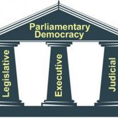 the three pillars of indian democracy The indian judiciary is thus one of the strongest pillars of indian democracy the indian judiciary is independent and separate from the government three-fifths.