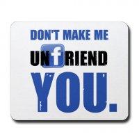 Unfriend Kawan Facebook