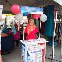 Update Hari Pertama Dan Kedua Booth Karnival Merdeka 2015 Perda City Mall Penang