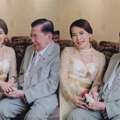 Usia Cecah 86 Tahun Bekas Pm Thai Kahwin Lagi
