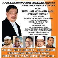 Ustaz Idris Ahmad Gunalah Pejabat Pusat Khidmat Nizar Sehingga Bertemu Pejabat Baru