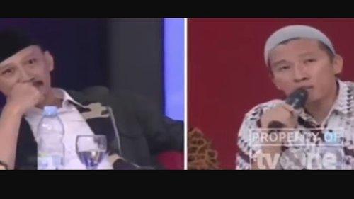 Video Berdebat Dengan Felix Siauw Di Tv Abu Janda Ungkap Identitasnya Netizen Upsss Keceplosan