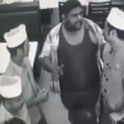 Video Dah La Tak Nak Bayar Pekerja Restoran Pula Kena Beduk