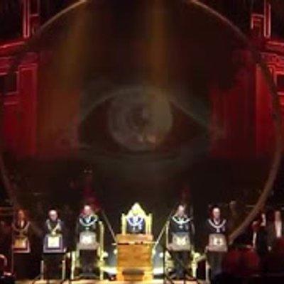 Video Dan Gambar Himpunan Agung Freemason Pengikut Dajjal