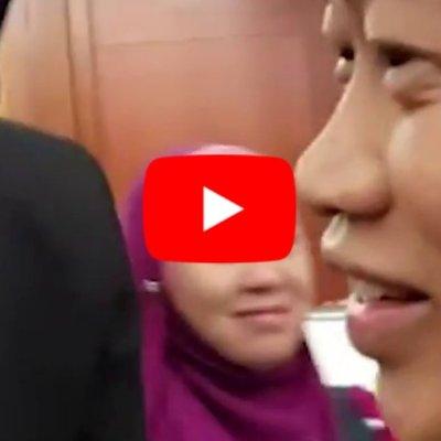 Video Hari Pertama Dah Menipu Mat Maslan