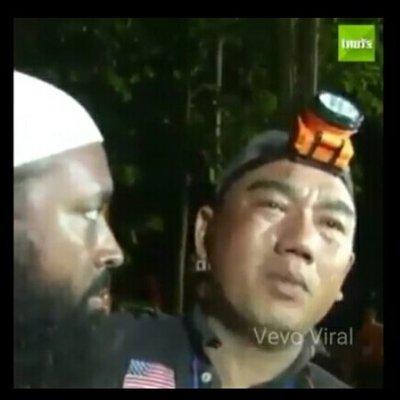 Video Inilah Lelaki Muslim Yang Azan Sampai Jumpa Remaja Terperangkap Dalam Gua
