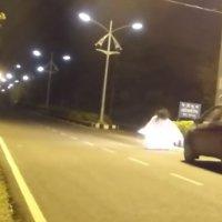 Video Lelaki Dilanggar Mangsa Prank