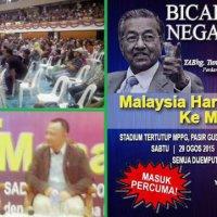 Video Penuh Bicara Negarawan 3 Tun Mahathir Di Johor