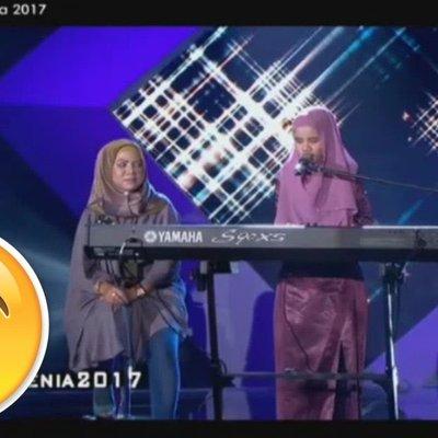 Video Persembahan Fiena Di Pentas Mentor Milenia 2017 Minggu Ketiga Buat Ramai Penonton Menangis Termasuk Dato Hattan