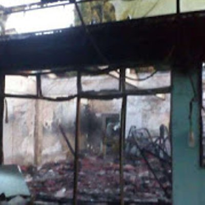 Video Pusat Tahfiz Terbakar