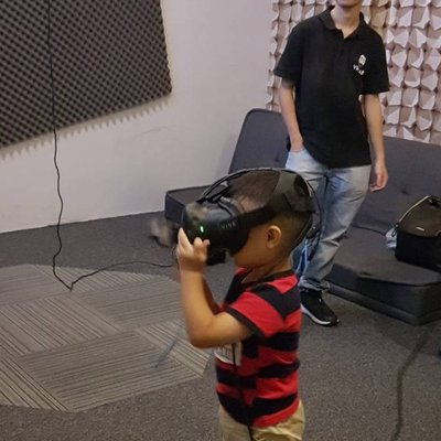 Virtual Games Pertama Di Malaysia Di Vr Lab