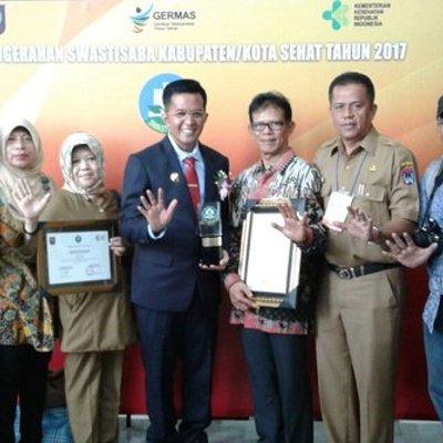 Wakil Wali Kota Payakumbuh Erwin Imbau Warga Untuk Terus Budayakan Phbs
