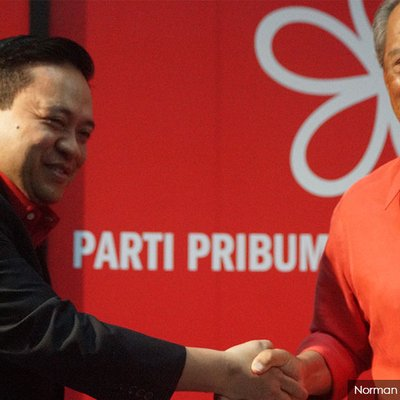 Wan Saiful Joins Bersatu Appointed As Strategy Deputy Chief
