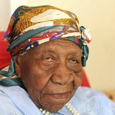 Wanita Jamaica Yang Berumur 117 Tahun Ini Adalah Manusia Tertua Yang Baharu Dia Suka Makan Buah Buahan Serta Kaki Lembu