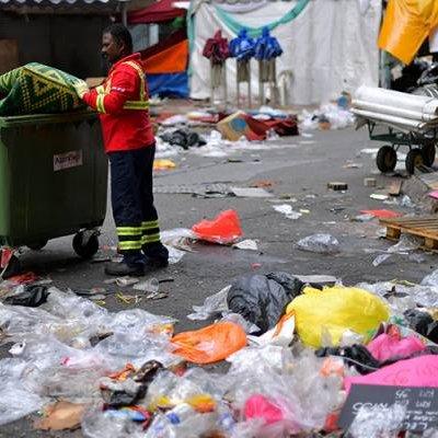 Warga Asing Beraya Di Kl Bandaraya Kotor