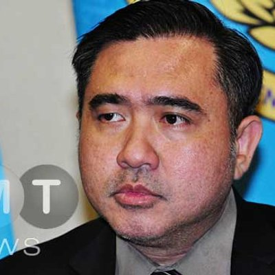 Welcome To The Transport Ministry Anthony Loke