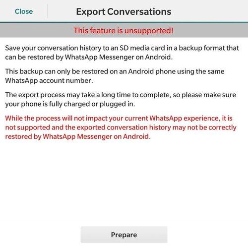 Whatsapp Melanjutkan Sokongan Untuk Blackberry Sehingga Penghujung 2017