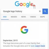 Ww Sejarah Evolusi Logo Google