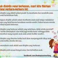Ww Tips Disiplinkan Anak Anak