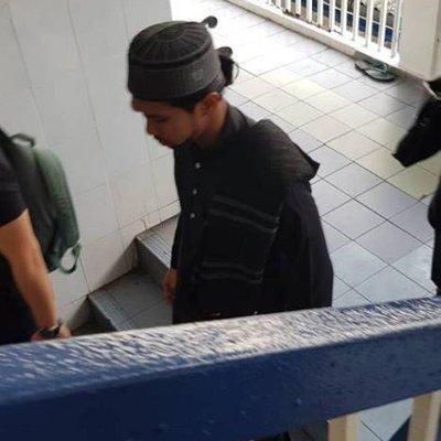 Yusuf Azmi Abang Ali Di Bicara Di Mahkamah Kajang